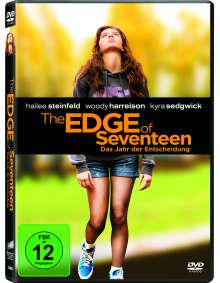 The Edge of Seventeen, DVD