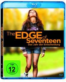The Edge of Seventeen (Blu-ray), Blu-ray Disc