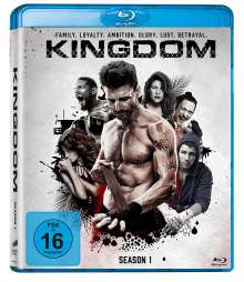 Kingdom Staffel 1 (Blu-ray), 3 Blu-ray Discs
