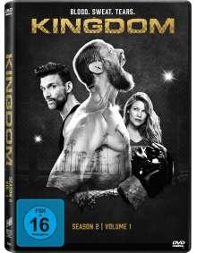 Kingdom Staffel 2 Vol. 1, 3 DVDs