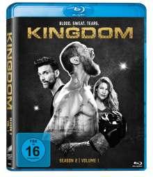 Kingdom Staffel 2 Vol. 1 (Blu-ray), 3 Blu-ray Discs