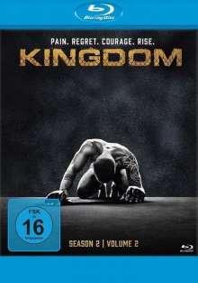 Kingdom Staffel 2 Vol. 2 (Blu-ray), 3 Blu-ray Discs