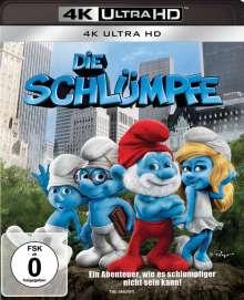Die Schlümpfe (Ultra HD Blu-ray), Ultra HD Blu-ray