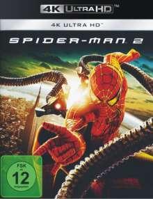Spider-Man 2 (Ultra HD Blu-ray), Ultra HD Blu-ray