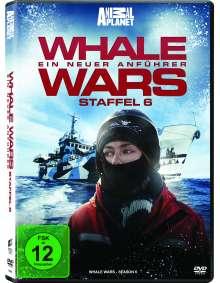 Whale Wars Season 6: Ein neuer Anführer, 2 DVDs