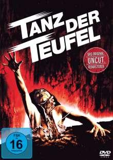 Tanz der Teufel (Uncut), DVD