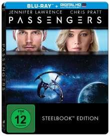 Passengers (2016) (Blu-ray im Steelbook), Blu-ray Disc