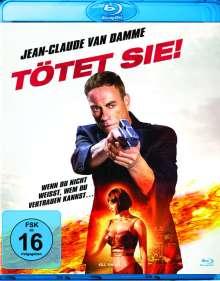 Tötet sie! (Blu-ray), Blu-ray Disc