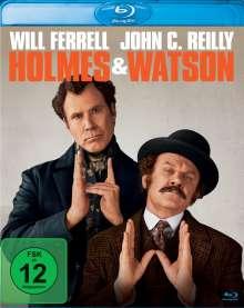 Holmes & Watson (Blu-ray), Blu-ray Disc