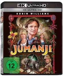 Jumanji (Ultra HD Blu-ray)