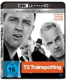 T2 Trainspotting (Ultra HD Blu-ray & Blu-ray), 1 Ultra HD Blu-ray und 1 Blu-ray Disc