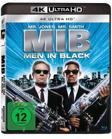 Men in Black (Ultra HD Blu-ray), Ultra HD Blu-ray