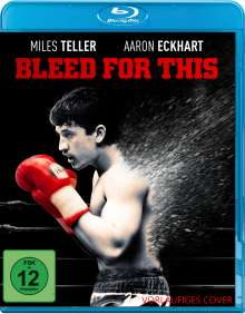 Bleed for this (Blu-ray), Blu-ray Disc