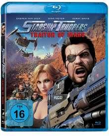 Starship Troopers: Traitor of Mars (Blu-ray), Blu-ray Disc
