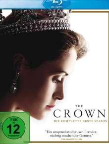The Crown Season 1 (Blu-ray), 4 Blu-ray Discs