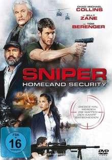 Sniper: Homeland Security, DVD