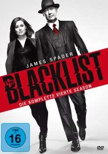 The Blacklist Season 4, 6 DVDs
