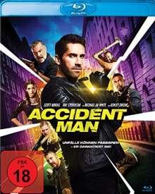 Accident Man (Blu-ray), Blu-ray Disc