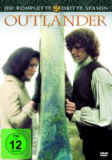 Outlander Staffel 3, 6 DVDs