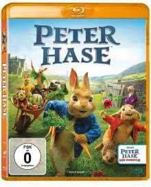 Peter Hase (Blu-ray), Blu-ray Disc