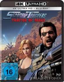 Starship Troopers: Traitor of Mars (Ultra HD Blu-ray & Blu-ray)