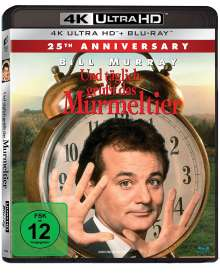 Und täglich grüßt das Murmeltier (Ultra HD Blu-ray & Blu-ray)
