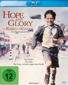 Hope & Glory (Blu-ray), Blu-ray Disc