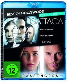 Gattaca / Passengers (Blu-ray), 2 Blu-ray Discs