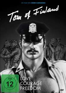 Tom of Finland, DVD