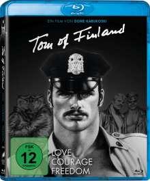 Tom of Finland (Blu-ray), Blu-ray Disc