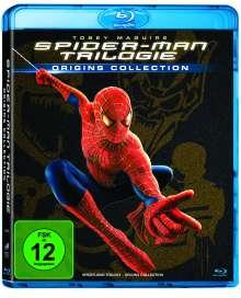 Spider-Man Trilogie (Blu-ray), 3 Blu-ray Discs