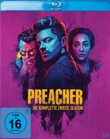 Preacher Season 2 (Blu-ray), 4 Blu-ray Discs