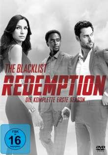 The Blacklist: Redemption Staffel 1, 2 DVDs