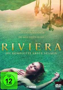 Riviera Staffel 1, 3 DVDs