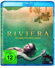 Riviera Season 1 (Blu-ray), 3 Blu-ray Discs