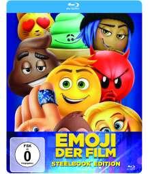 Emoji - Der Film (Blu-ray im Steelbook), Blu-ray Disc