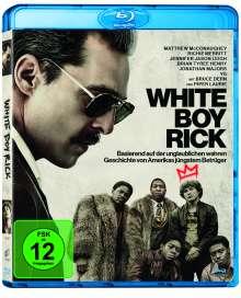 White Boy Rick (Blu-ray), Blu-ray Disc
