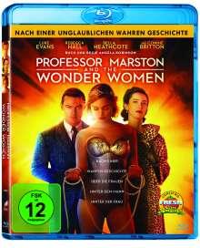 Professor Marston & The Wonder Women (Blu-ray), Blu-ray Disc