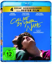 Call me by your name (Blu-ray), Blu-ray Disc