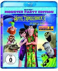Hotel Transsilvanien 3 - Ein Monster Urlaub (Blu-ray), Blu-ray Disc