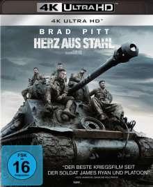 Herz aus Stahl (Ultra HD Blu-ray), Ultra HD Blu-ray