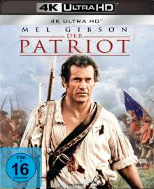 Der Patriot (2000) (Ultra HD Blu-ray), Ultra HD Blu-ray