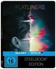 Flatliners (2017) (Blu-ray im Steelbook), Blu-ray Disc