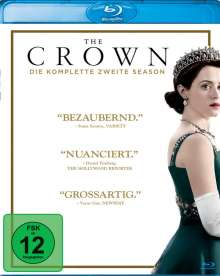 The Crown Season 2 (Blu-ray), 4 Blu-ray Discs