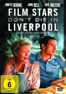 Film Stars don't die in Liverpool, DVD