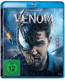 Venom (Blu-ray), Blu-ray Disc