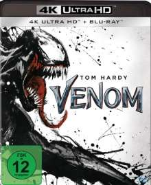 Venom (Ultra HD Blu-ray & Blu-ray), Ultra HD Blu-ray