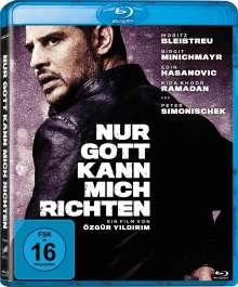 Nur Gott kann mich richten (Blu-ray), Blu-ray Disc