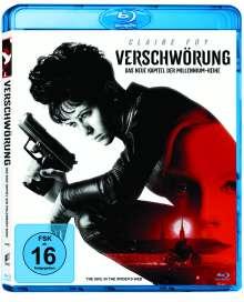Verschwörung (Blu-ray), Blu-ray Disc