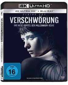 Verschwörung (Ultra HD Blu-ray & Blu-ray), 2 Ultra HD Blu-rays